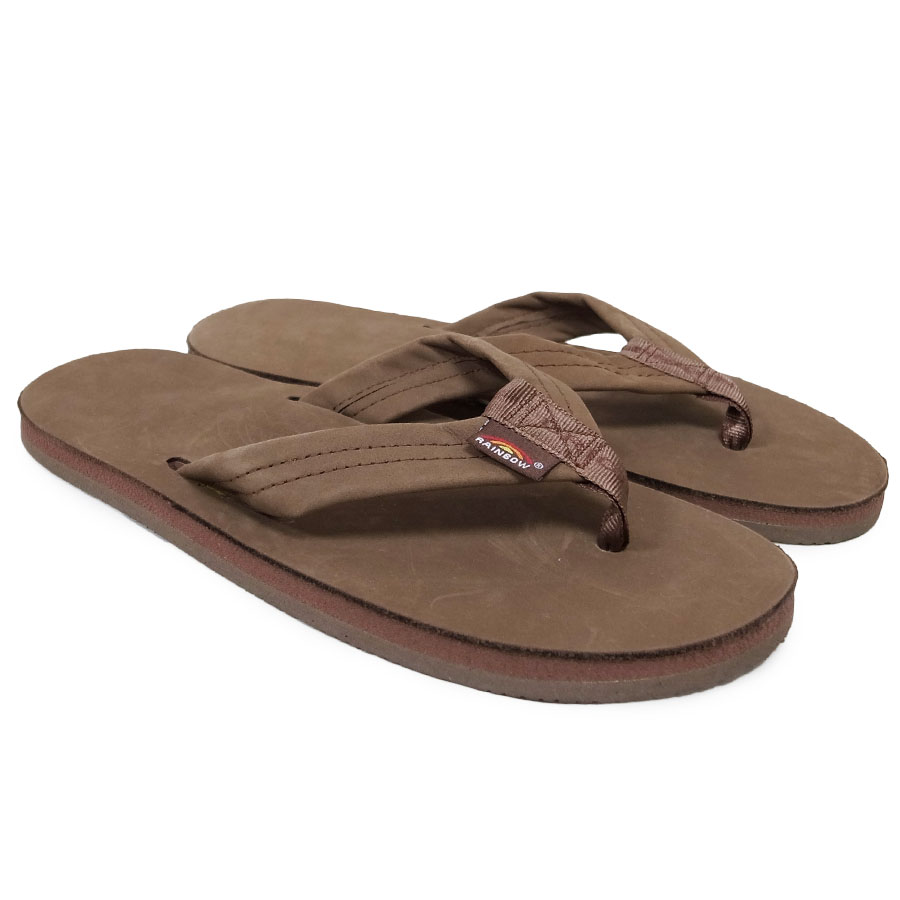 RAINBOW SANDALS レインボーサンダル 301ALTS MENS LEATHER SANDAL EXPRESSO ブラウン