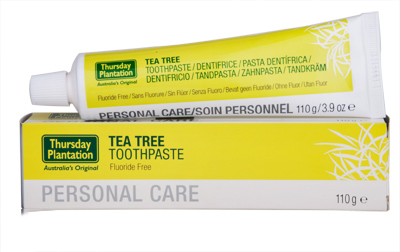 [Thursday Plantation] Tea Tree Tooth Paste ティーツリー歯磨き粉