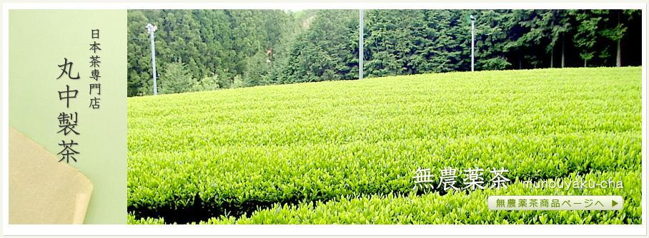 丸中製茶 無農薬茶